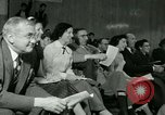 Image of Young boxers New York City USA, 1953, second 57 stock footage video 65675020723