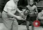 Image of Young boxers New York City USA, 1953, second 62 stock footage video 65675020723