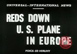 Image of Cold War aerial attack over Germany Germany, 1953, second 16 stock footage video 65675020724