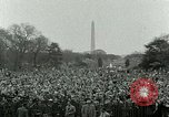 Image of President Dwight Eisenhower Washington DC White House USA, 1953, second 32 stock footage video 65675020734