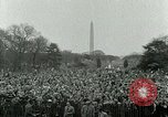 Image of President Dwight Eisenhower Washington DC White House USA, 1953, second 33 stock footage video 65675020734