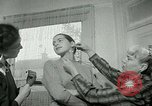 Image of Mobile earrings San Francisco California USA, 1953, second 24 stock footage video 65675020735