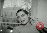 Image of Mobile earrings San Francisco California USA, 1953, second 26 stock footage video 65675020735