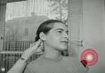 Image of Mobile earrings San Francisco California USA, 1953, second 30 stock footage video 65675020735