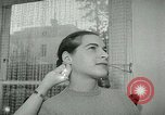 Image of Mobile earrings San Francisco California USA, 1953, second 31 stock footage video 65675020735