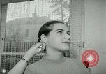 Image of Mobile earrings San Francisco California USA, 1953, second 32 stock footage video 65675020735