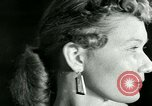 Image of Mobile earrings San Francisco California USA, 1953, second 37 stock footage video 65675020735