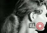 Image of Mobile earrings San Francisco California USA, 1953, second 38 stock footage video 65675020735
