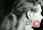 Image of Mobile earrings San Francisco California USA, 1953, second 39 stock footage video 65675020735