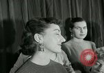 Image of Mobile earrings San Francisco California USA, 1953, second 40 stock footage video 65675020735