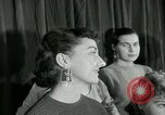 Image of Mobile earrings San Francisco California USA, 1953, second 41 stock footage video 65675020735
