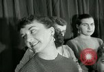 Image of Mobile earrings San Francisco California USA, 1953, second 44 stock footage video 65675020735