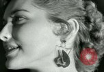 Image of Mobile earrings San Francisco California USA, 1953, second 50 stock footage video 65675020735