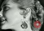 Image of Mobile earrings San Francisco California USA, 1953, second 52 stock footage video 65675020735