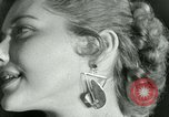 Image of Mobile earrings San Francisco California USA, 1953, second 53 stock footage video 65675020735