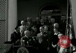 Image of Harry S Truman awards Medal of Honor Washington DC White House USA, 1951, second 19 stock footage video 65675020737