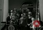 Image of Harry S Truman awards Medal of Honor Washington DC White House USA, 1951, second 20 stock footage video 65675020737