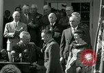 Image of Harry S Truman awards Medal of Honor Washington DC White House USA, 1951, second 41 stock footage video 65675020737