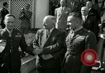 Image of Harry S Truman awards Medal of Honor Washington DC White House USA, 1951, second 46 stock footage video 65675020737