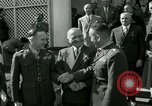 Image of Harry S Truman awards Medal of Honor Washington DC White House USA, 1951, second 50 stock footage video 65675020737