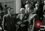 Image of Harry S Truman awards Medal of Honor Washington DC White House USA, 1951, second 53 stock footage video 65675020737