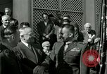 Image of Harry S Truman awards Medal of Honor Washington DC White House USA, 1951, second 55 stock footage video 65675020737