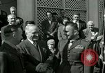 Image of Harry S Truman awards Medal of Honor Washington DC White House USA, 1951, second 58 stock footage video 65675020737