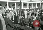 Image of Harry S Truman awards Medal of Honor Washington DC White House USA, 1951, second 61 stock footage video 65675020737