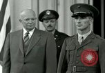 Image of President Dwight D Eisenhower Washington DC USA, 1953, second 13 stock footage video 65675020753