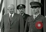 Image of President Dwight D Eisenhower Washington DC USA, 1953, second 25 stock footage video 65675020753