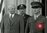 Image of President Dwight D Eisenhower Washington DC USA, 1953, second 28 stock footage video 65675020753
