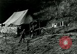 Image of Marmite can rations in Korean War Korea, 1951, second 5 stock footage video 65675020780