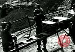 Image of Marmite can rations in Korean War Korea, 1951, second 13 stock footage video 65675020780