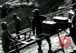 Image of Marmite can rations in Korean War Korea, 1951, second 14 stock footage video 65675020780