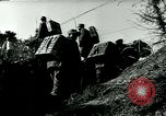 Image of Marmite can rations in Korean War Korea, 1951, second 39 stock footage video 65675020780