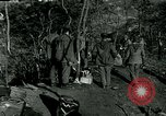 Image of Marmite can rations in Korean War Korea, 1951, second 49 stock footage video 65675020780