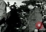 Image of Marmite can rations in Korean War Korea, 1951, second 53 stock footage video 65675020780
