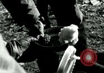 Image of Marmite can rations in Korean War Korea, 1951, second 56 stock footage video 65675020780