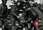 Image of Marmite can rations in Korean War Korea, 1951, second 60 stock footage video 65675020780