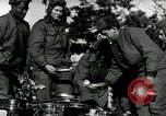Image of Marmite can rations in Korean War Korea, 1951, second 61 stock footage video 65675020780