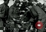 Image of Marmite can rations in Korean War Korea, 1951, second 62 stock footage video 65675020780