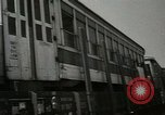Image of American trolley cars Vienna Austria, 1949, second 14 stock footage video 65675020788