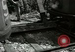 Image of American trolley cars Vienna Austria, 1949, second 45 stock footage video 65675020788