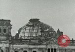 Image of Reichstag Dome Razing Berlin Germany, 1954, second 38 stock footage video 65675020794