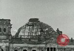 Image of Reichstag Dome Razing Berlin Germany, 1954, second 40 stock footage video 65675020794