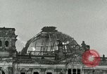 Image of Reichstag Dome Razing Berlin Germany, 1954, second 49 stock footage video 65675020794