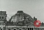 Image of Reichstag Dome Razing Berlin Germany, 1954, second 54 stock footage video 65675020794