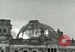 Image of Reichstag Dome Razing Berlin Germany, 1954, second 57 stock footage video 65675020794