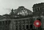 Image of Reichstag Dome Razing Berlin Germany, 1954, second 20 stock footage video 65675020795