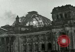 Image of Reichstag Dome Razing Berlin Germany, 1954, second 23 stock footage video 65675020795